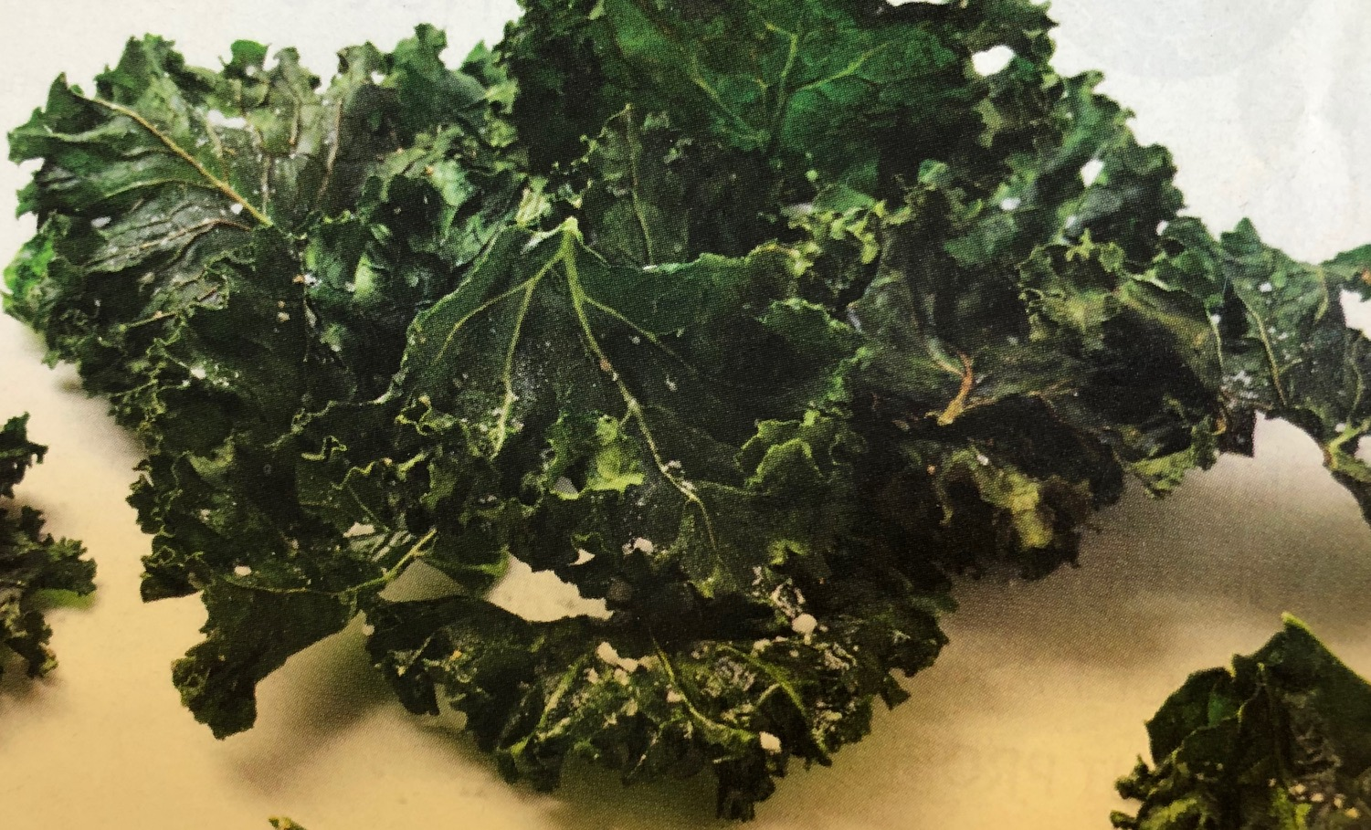 Superfood Kale Chips